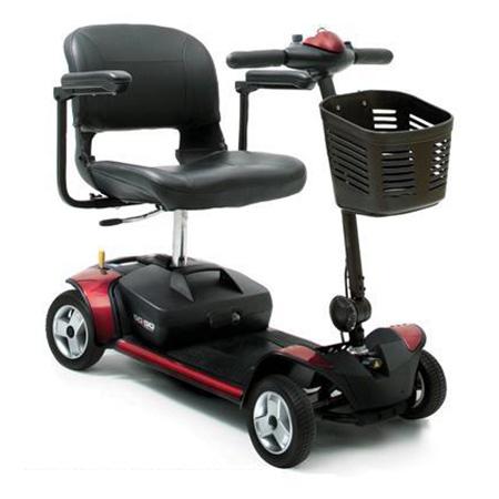 Lightweight Transportable Scooter