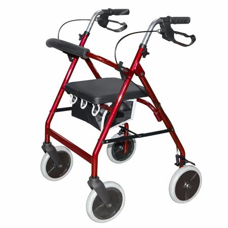 Walker / Transport Chair