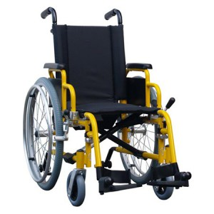 Children's Lightweight Self Propelled Wheelchair