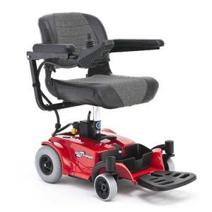 Lightweight Transportable Powerchair