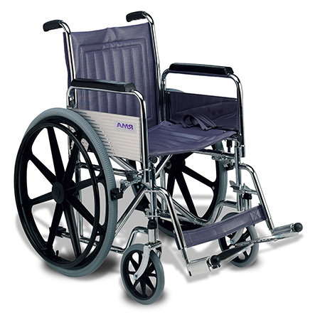Lightweight Self Propelled Wheelchair National Mobility Hire